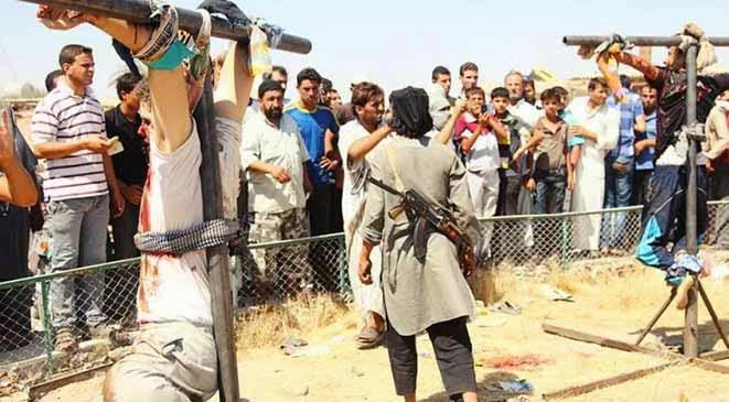 توانسة في بعضنا : مجزرة مروعة في سوريا.. ذبح سبعة رجال وثلاث نساء ...